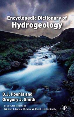 Enciclopedic dictionary of hydrogeology