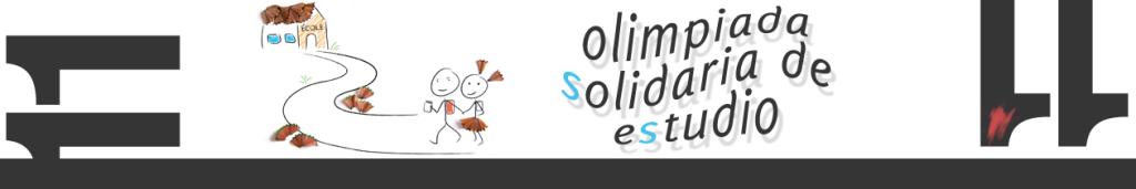 Olimpiada Solidaria de Estudio
